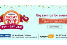 Amazon-Great-Indian-Sale-21st-to-24th-Jan---Prime-Early-banner