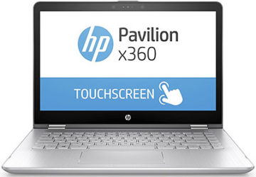 HP Pavilion x360 14-BA075TX - best laptops under 50000