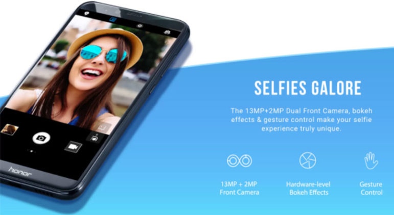 Honor 9 Lite with 5.65-inch 18:9 display, 4 cameras, Android Oreo to be launched soon in India on Flipkart