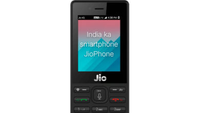 Jio re-introduces Rs. 153 plan for Jio Phone users with 1 GB 4G data per day; also launches Rs. 24 & Rs. 54 plans