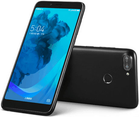 Lenovo K320t budget smartphone with 5.7 inch HD+ 18:9 bezel-less display, dual rear cameras launched in China