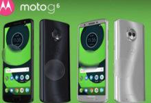 Moto G6, Moto G6 Plus, Moto G6 Play, Moto X5, Moto Z3, Moto Z3 Play & 5G Moto Mod images & details leaked