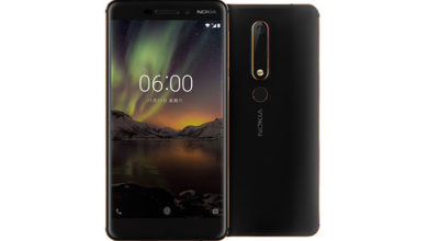Nokia 6 (2018) with 5.5 inch FHD display, Snapdragon 630, 16MP & 8MP Dual-Sight cameras officially announced