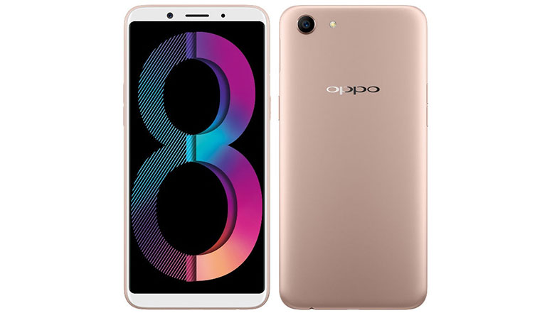 Oppo A83 with 5.7 inch HD+ 18:9 display, Face Unlock launched in India at Rs. 13,990