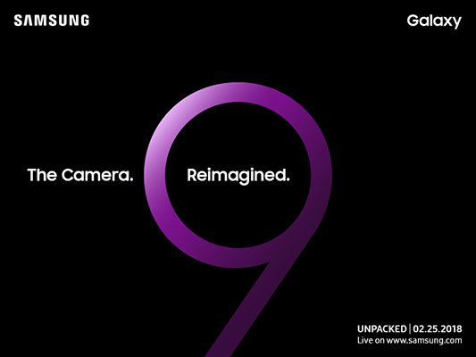 Samsung Galaxy S9, S9+ to officially launch on 25th February; another leaked video surfaces online