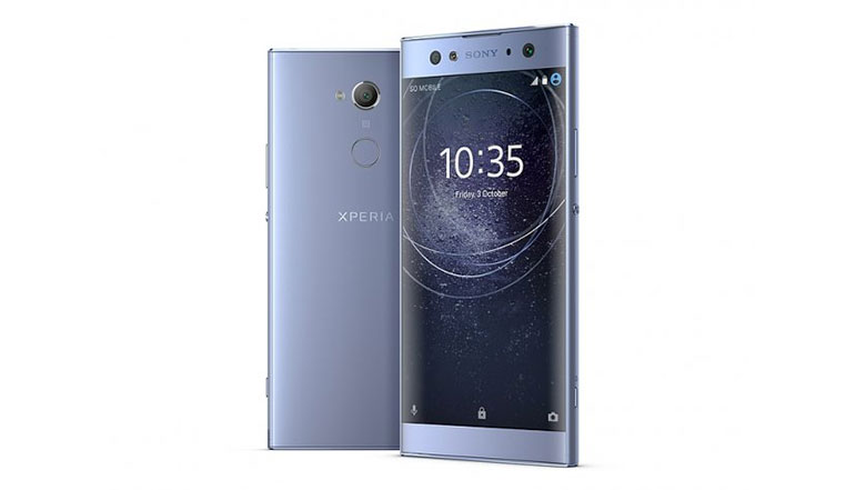 Sony Xperia XA2, Xperia XA2 Ultra with 18:9 display and Sony Xperia L2 launched at CES 2018