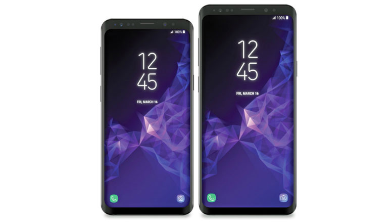 Samsung Galaxy S9,S9+ fresh renders leaked ahead of Feb 25 launch; to come with 'Intelligent Scan'