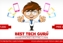10 Best Phones under 10000 Rs (March 2018)