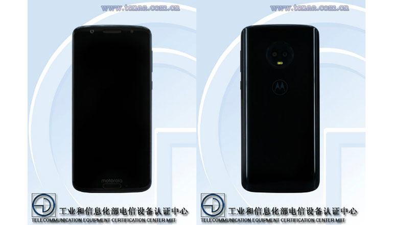 Moto G6 now spotted on TENNA, hints at 18:9 display and fingerprint scanner in the 'Moto Dimple'