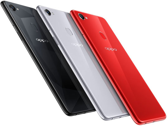 Oppo F7 with 25 MP front camera, 19:9 aspect ratio, Android Oreo 8.1 launched in India starting at Rs. 21,900