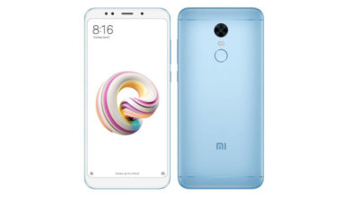 Xiaomi Redmi Note 5 (3 GB)