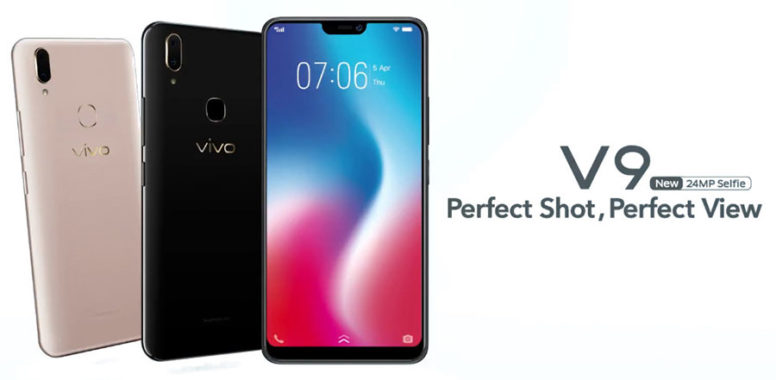 Vivo V9 Specifications Unveiled Online Ahead Of Its