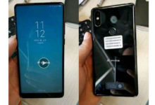 Xiaomi Mi Mix 2S live images leaked ahead of official launch on 27th March