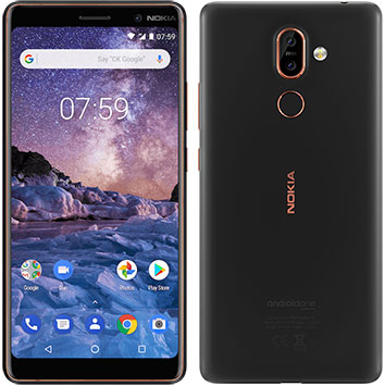 Nokia-7-Plus - Best Phones under 25000 - Best Tech Guru