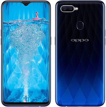 Oppo-F9 - Best Phones under 25000 Rs - Best Tech Guru