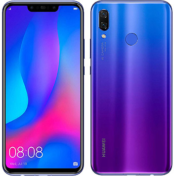 Huawei Nova 3 - Best Phones under 40000 - Best Tech Guru