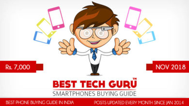 Best Phones under 7000 Rs (November 2018) - Best Tech Guru