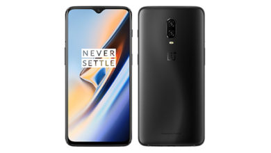 OnePlus 6T - Midnight Black