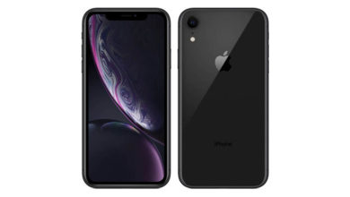 Apple iPhone XR - Black