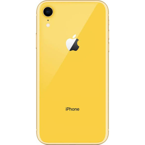 Apple iPhone XR - Yellow