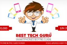 Best Phones under 20000 Rs (June 2019) - Best Tech Guru