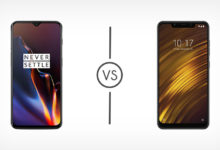 OnePlus 6T vs Poco F1 Comparison - Best Tech Guru