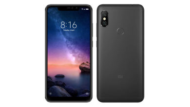 Xiaomi Redmi Note 6 Pro - Black - Best Tech Guru