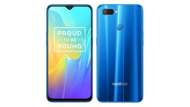Realme U1 Brave Blue Featured - Best Tech Guru