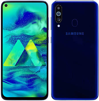 Samsung Galaxy M40 - Best Tech Guru