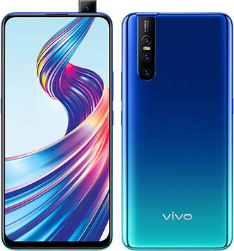 Vivo V15 Aqua Blue - Best Tech Guru