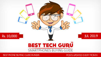Best Phones under 10000 Rs (July 2019) - Best Tech Guru