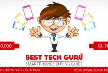 Best Phones under 20000 Rs (July 2019) - Best Tech Guru